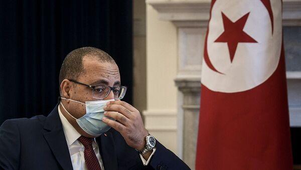 Tunus Başbakanı Hişam el-Meşişi - Sputnik Türkiye