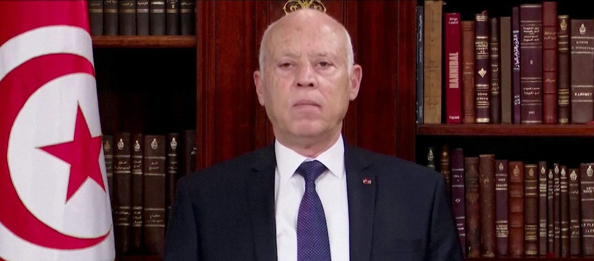 Tunus Cumhurbaşkanı Kays Said - Sputnik Türkiye, 1920, 03.08.2021