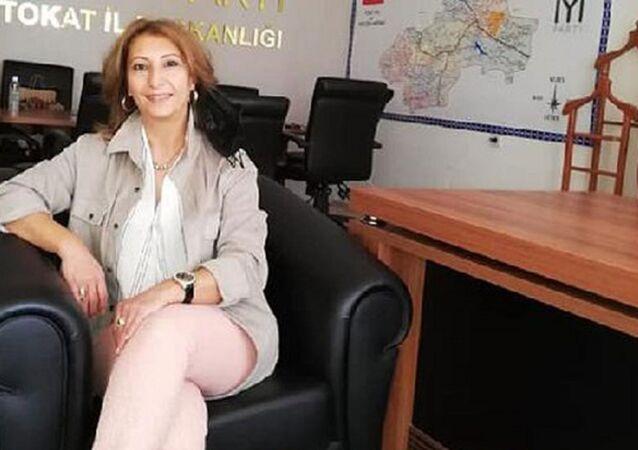 İYİ Parti Tokat İl Yönetim Kurulu üyesi Uğur Songül Sarıtaşlı