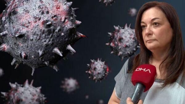 Koronavirüs Bilim Kurulu üyesi Prof. Dr. Seçil Özkan - Sputnik Türkiye