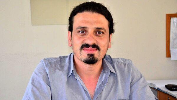 Manisa Tabip Odası Başkanı Şahut Duran - Sputnik Türkiye