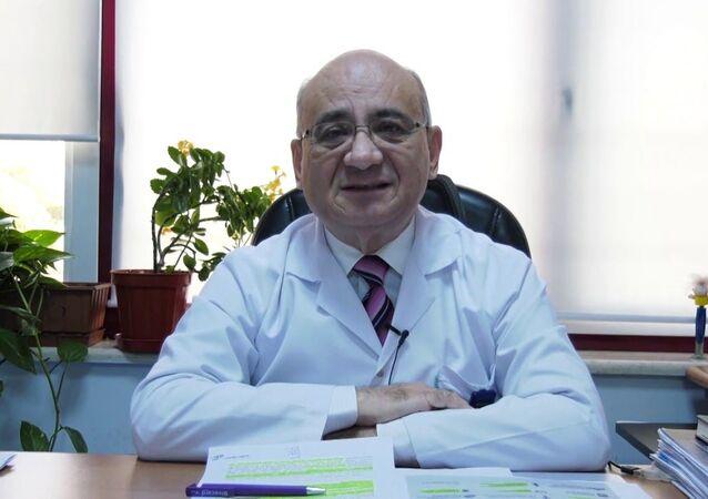 Prof. Dr. Ata Nevzat Yalçın