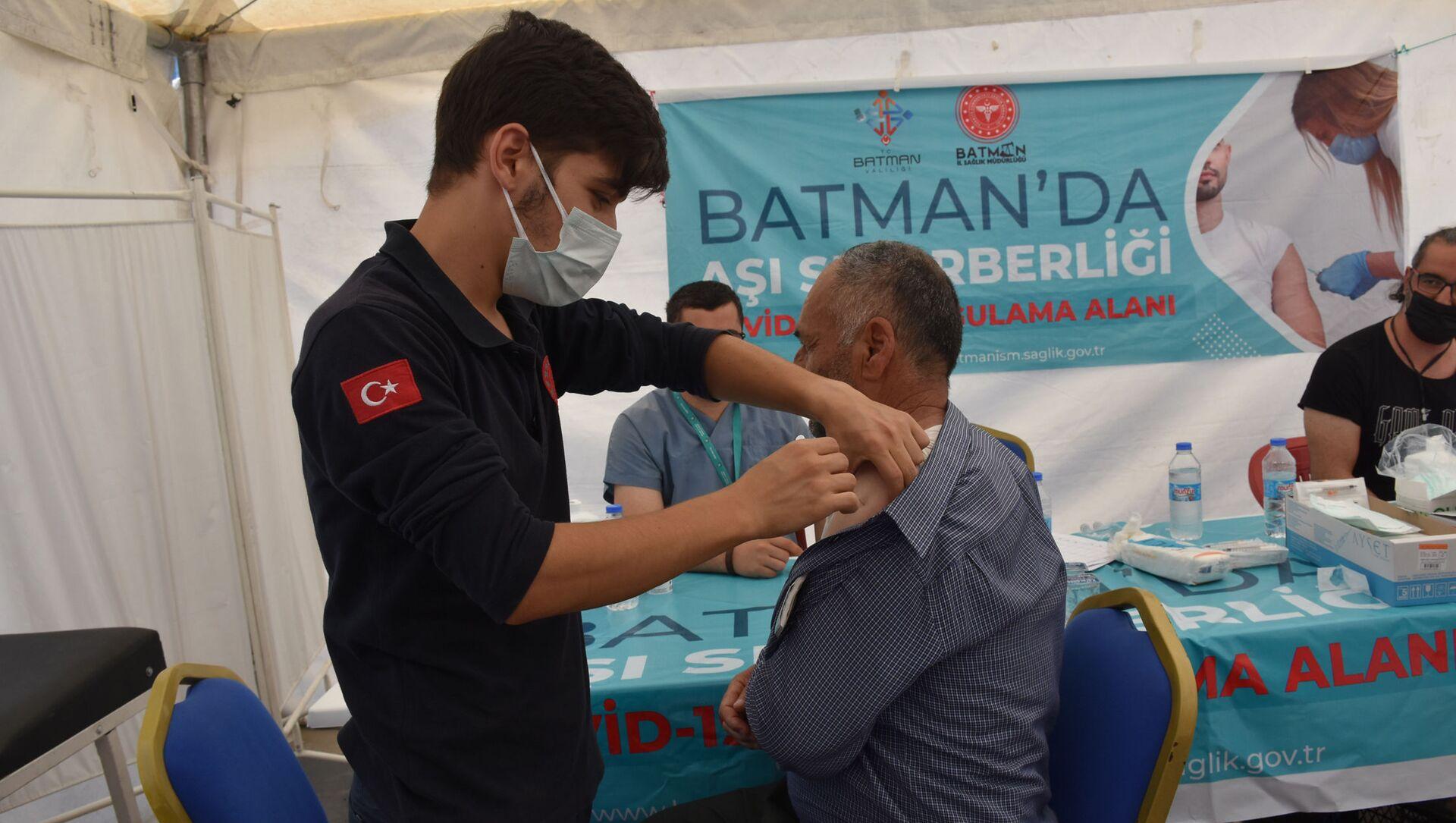 Batman Valisi: Maalesef kabus geri döndü - Sputnik Türkiye, 1920, 27.07.2021