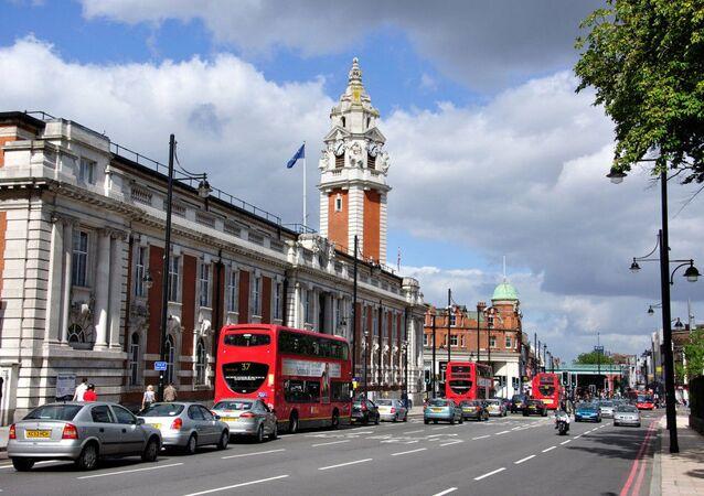 İngiltere'nin başkenti Londra'ya bağlı Lambeth Belediyesi