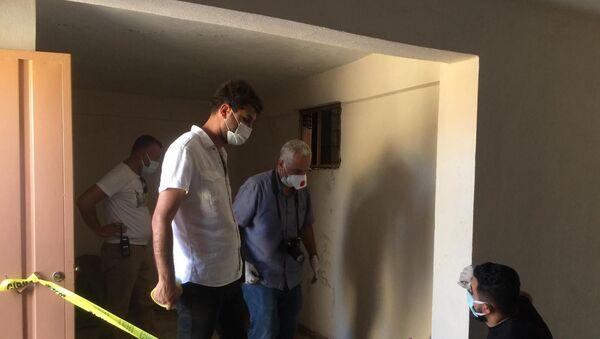 Havalandırma boşluğunda komşularının cesedini buldular - Sputnik Türkiye