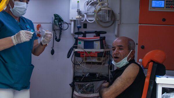 koronavirüs aşısı - diyarbakır - aşı - koronavirüs - Sputnik Türkiye