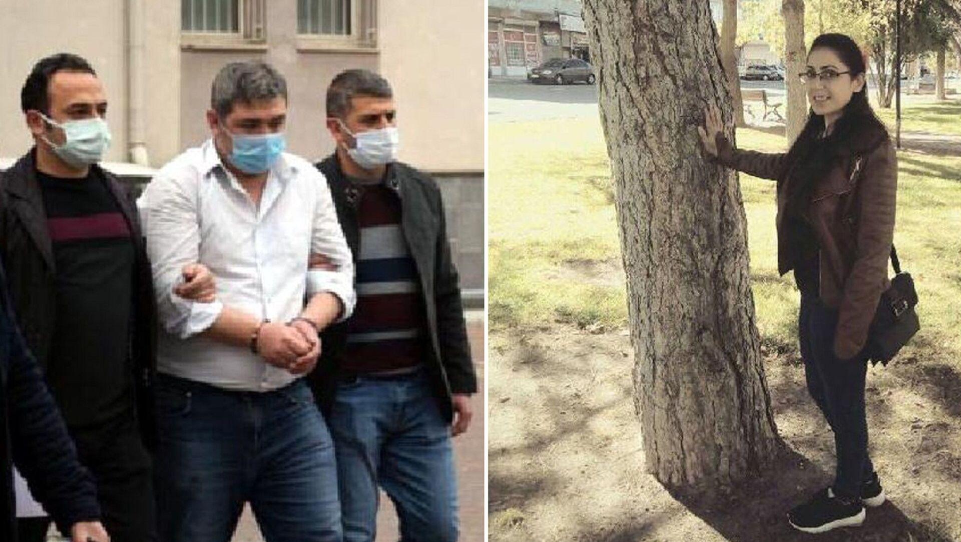 Kayseri'de nafaka yüzünden tartıştığı eski eşini öldüren Yasin Tatar - Sputnik Türkiye, 1920, 28.07.2021
