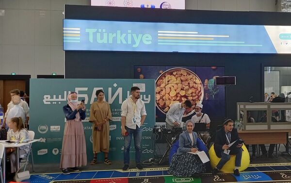 KazanSummit 2021 - Sputnik Türkiye