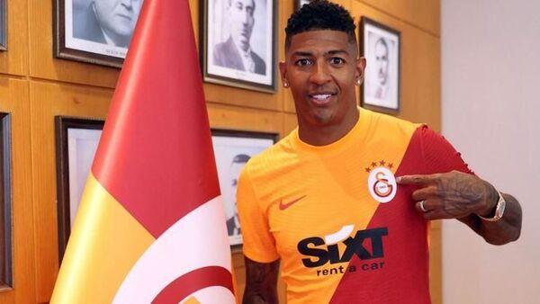 Patrick van Aanholt, Galatasaray'da - Sputnik Türkiye
