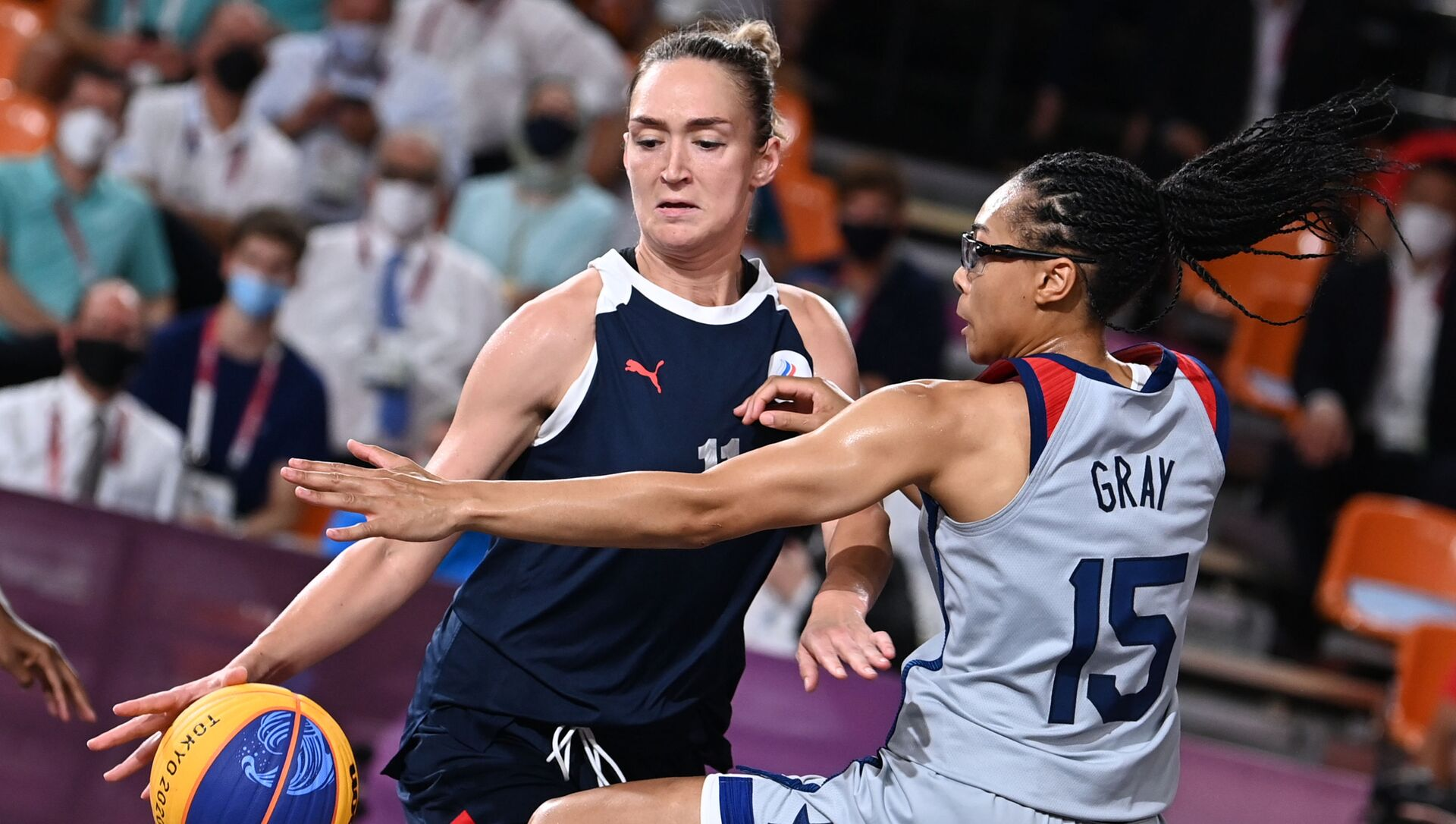 Tokyo 2020 - Rusya - ABD - basketbol - Sputnik Türkiye, 1920, 29.07.2021