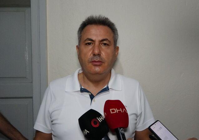 Adana Valisi Süleyman Elban