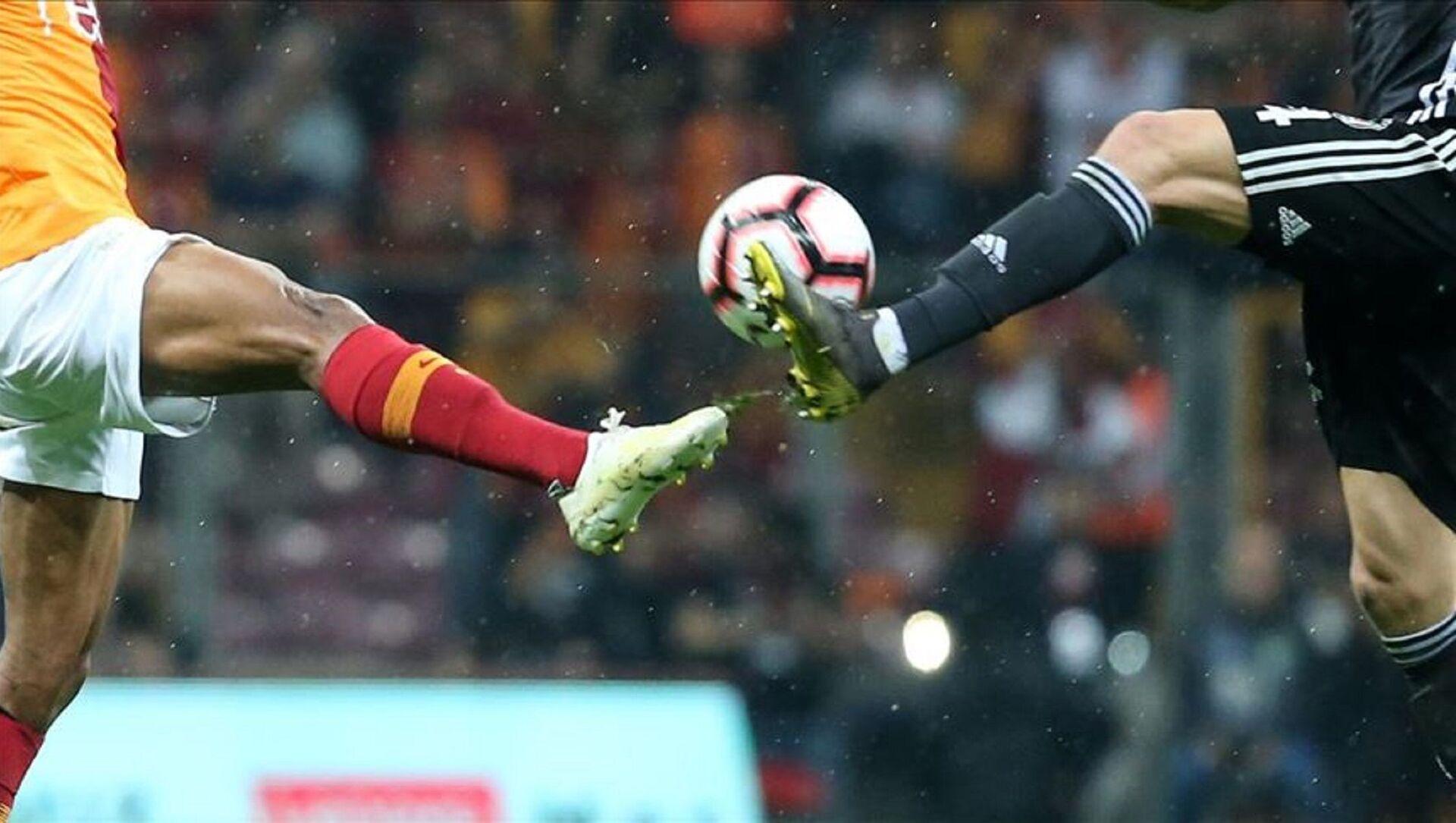 Beşiktaş-Galatasaray - Sputnik Türkiye, 1920, 03.08.2021