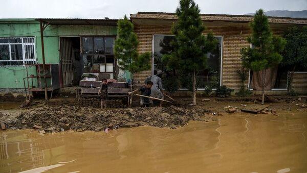 Afganistan'ı sel vurdu: 40 kişi ölü, 150 kişi kayıp - Sputnik Türkiye