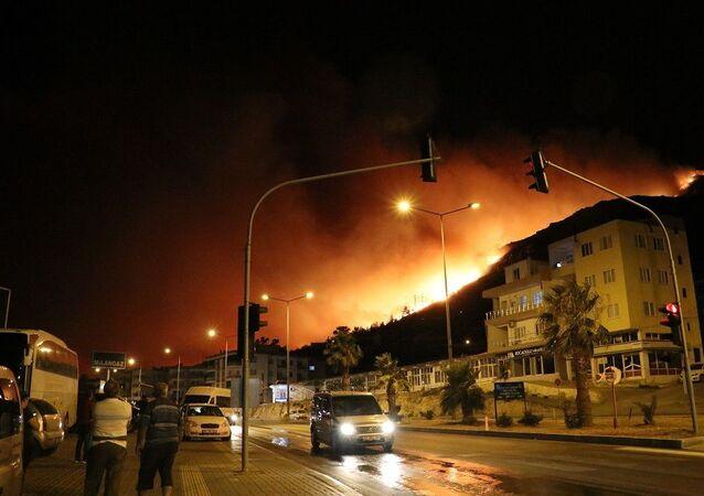 Yangın Türkiye