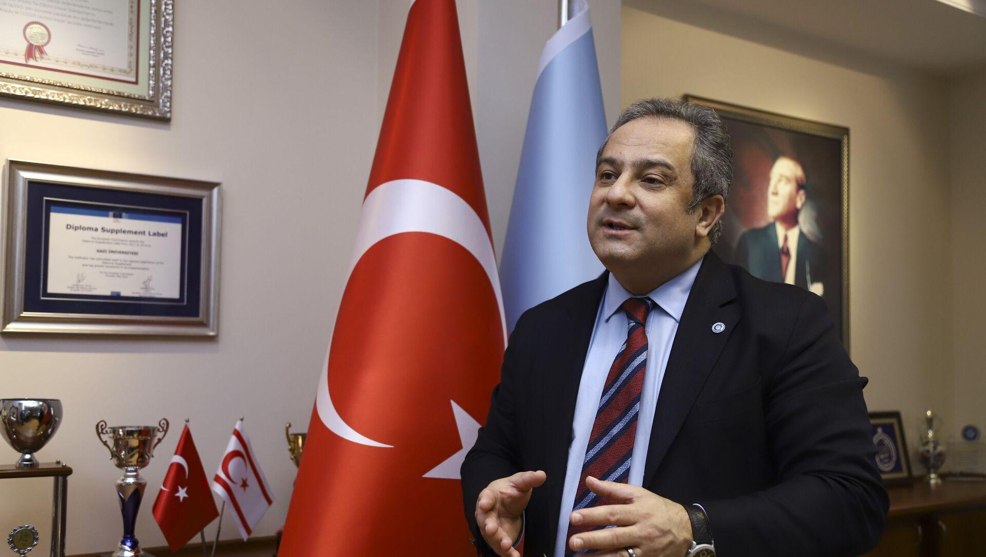 Prof. Dr. Mustafa Necmi İlhan - Sputnik Türkiye, 1920, 30.07.2021