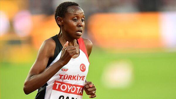 Milli atlet Yasemin Can - Sputnik Türkiye