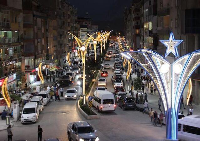 Hakkari kent merkezi