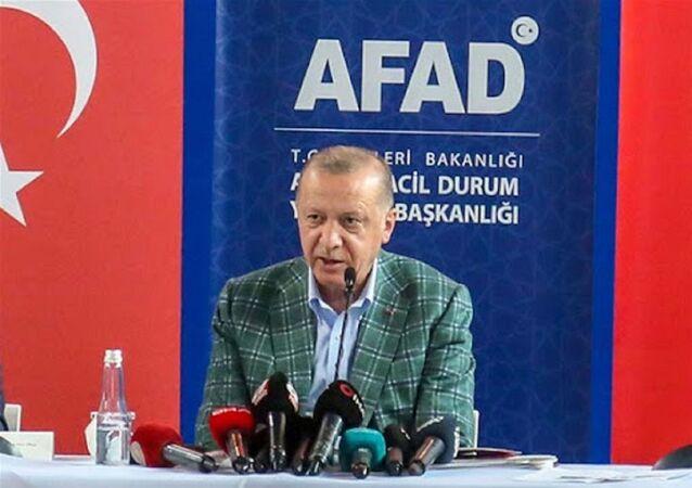 Recep Tayyip Erdoğan - Marmaris