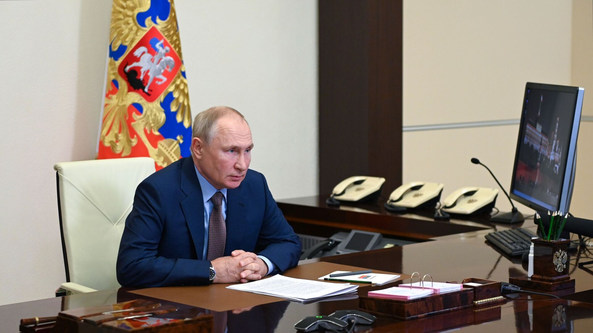Vladimir Putin - Sputnik Türkiye, 1920, 01.08.2021