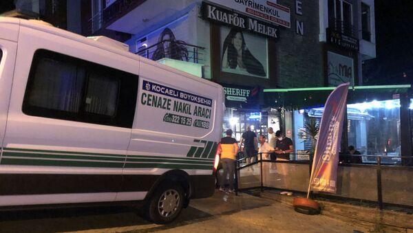 4. kattan düşen kadın hayatını kaybetti - Sputnik Türkiye