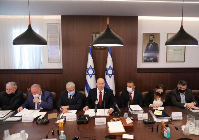 İsrail kabinesi