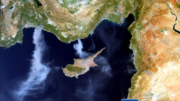 Türkiye'deki orman yangınlarının uydu görüntüleri - Sputnik Türkiye