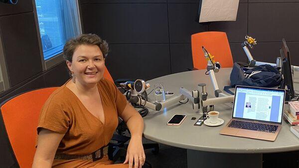 Arter İletişim Direktörü İlkay Baliç - Sputnik Türkiye