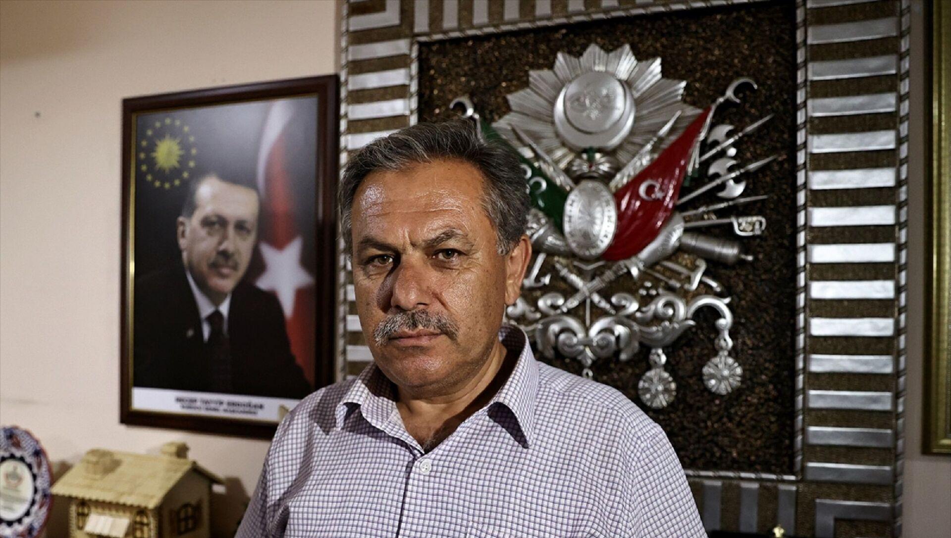 Gündoğmuş Belediye Başkanı Mehmet Özeren - Sputnik Türkiye, 1920, 03.08.2021