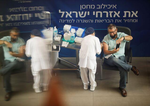 İsrail- Koronavirüs- Aşı