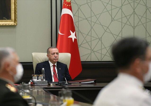 Recep Tayyip Erdoğan - YAŞ