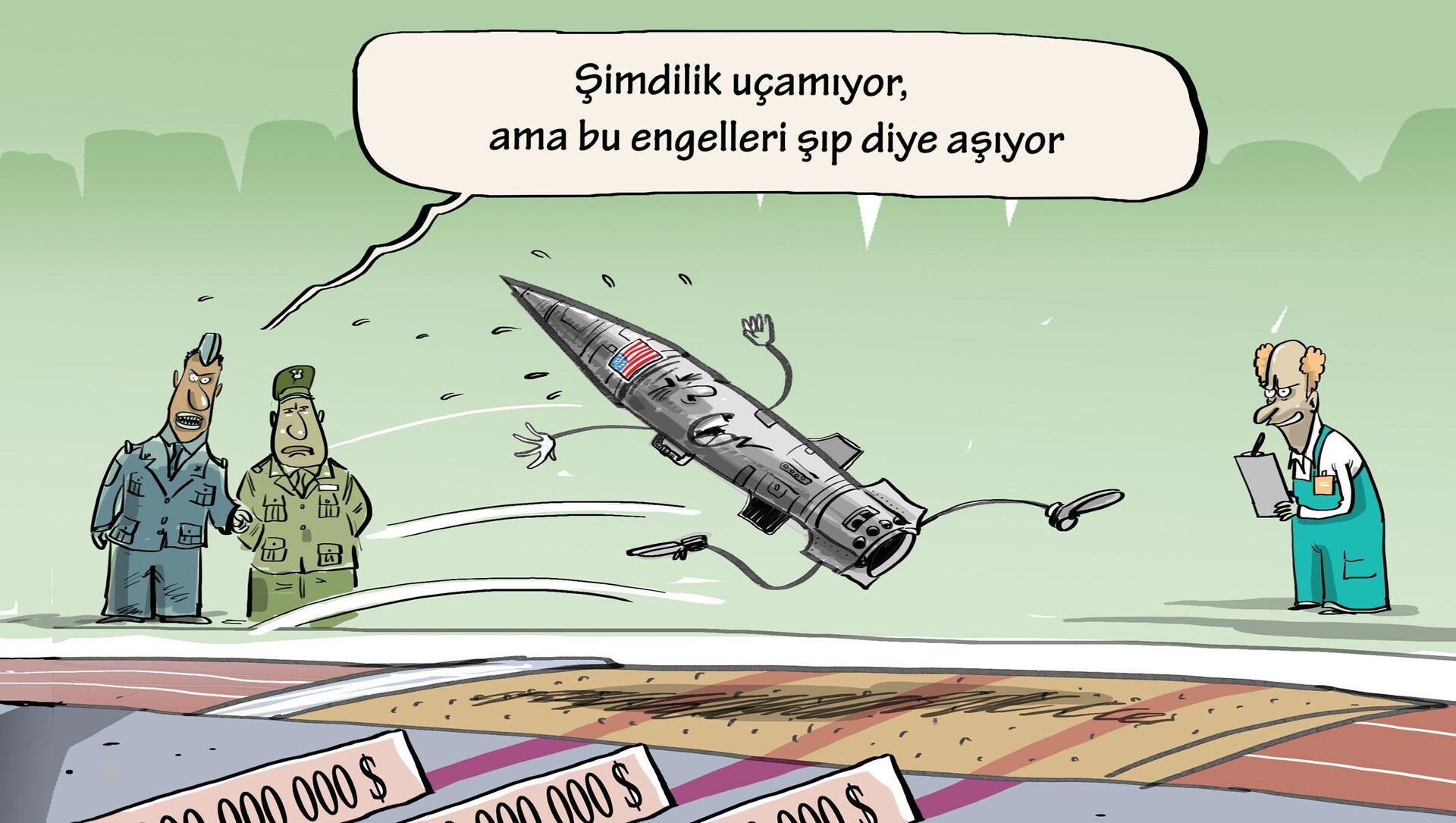 Karikatür - Sputnik Türkiye, 1920, 03.08.2021