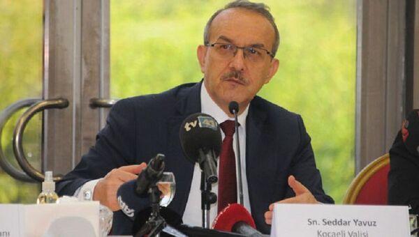 Kocaeli Valisi Seddar Yavuz - Sputnik Türkiye