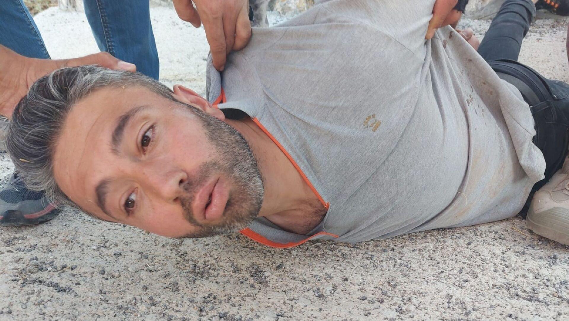 Konya'nın Meram ilçesinde30 Temmuz'daaynı aileden 7 kişinin hayatını kaybettiğiolayla ilgili aranan 33 yaşındakiMehmet Altun - Sputnik Türkiye, 1920, 05.08.2021