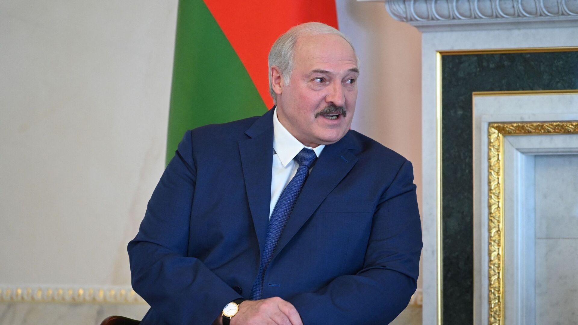 Aleksandr Lukaşenko - Sputnik Türkiye, 1920, 05.08.2021