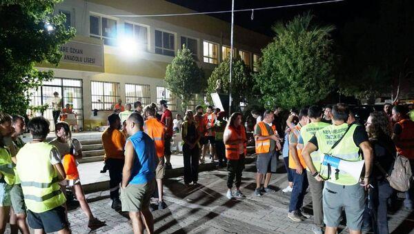 Bodrum - Bodrum belediyesi - Sputnik Türkiye
