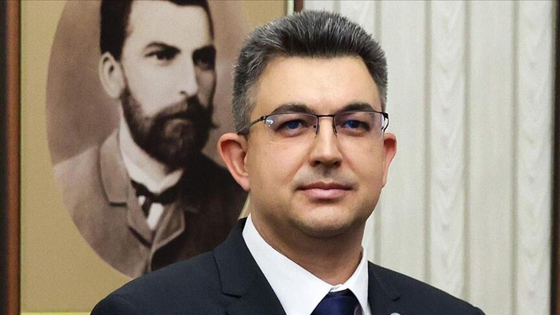 Plamen Nikolov - Sputnik Türkiye, 1920, 12.08.2021
