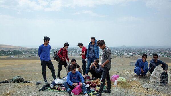 Afganlar - Afgan sığınmacılar, Afanistan'dan Türkiye'ye gelen sığınmacılar - Sputnik Türkiye