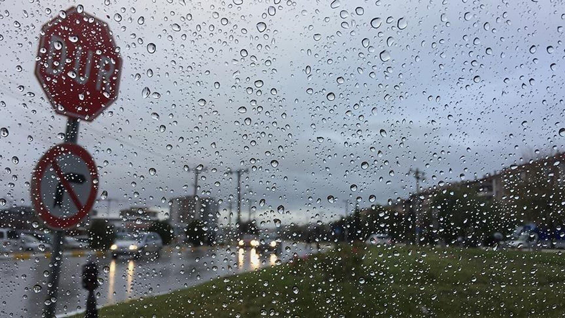yağış, sağanak yağış, yağmur - Sputnik Türkiye, 1920, 13.08.2021