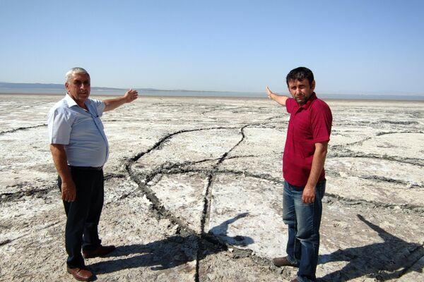 Dünyanın 2. büyük doğal sodyum kaynağı Acıgöl - Sputnik Türkiye