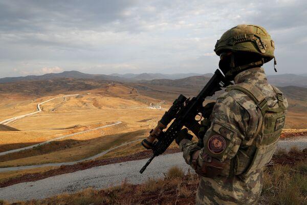 Türkiye-İran sınırındaki durum - Sputnik Türkiye