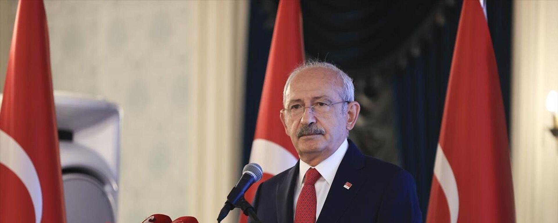 Kemal Kılıçdaroğlu - Sputnik Türkiye, 1920, 13.09.2021