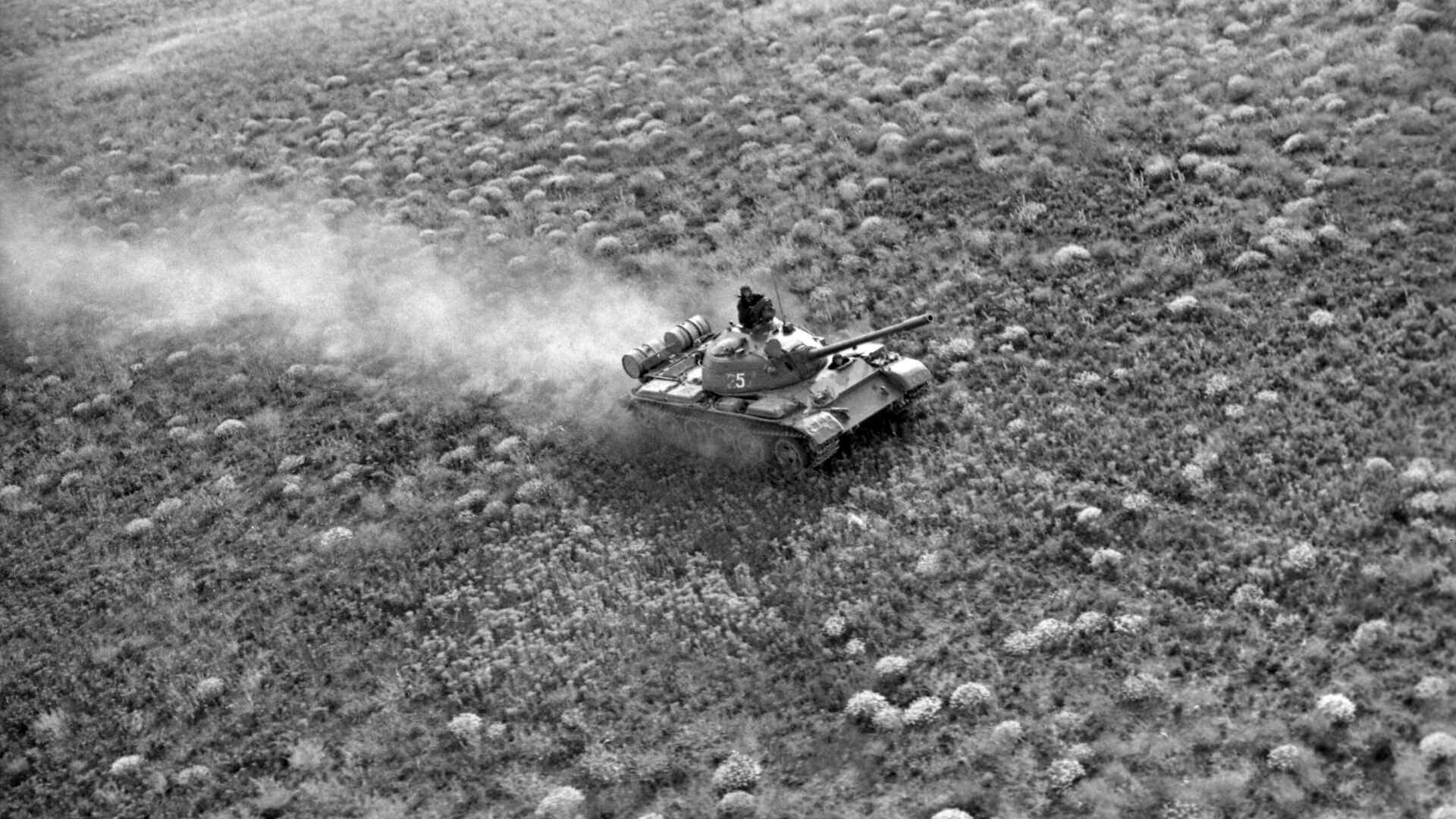 Т-55 tank, Rusya - Sputnik Türkiye, 1920, 01.09.2021
