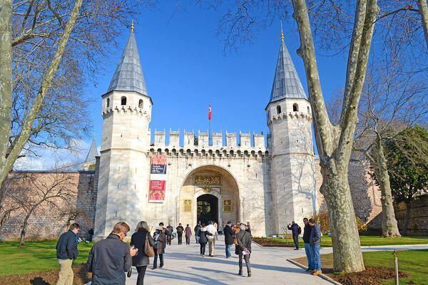 Dünyanın en güzel sarayları - Sputnik Türkiye