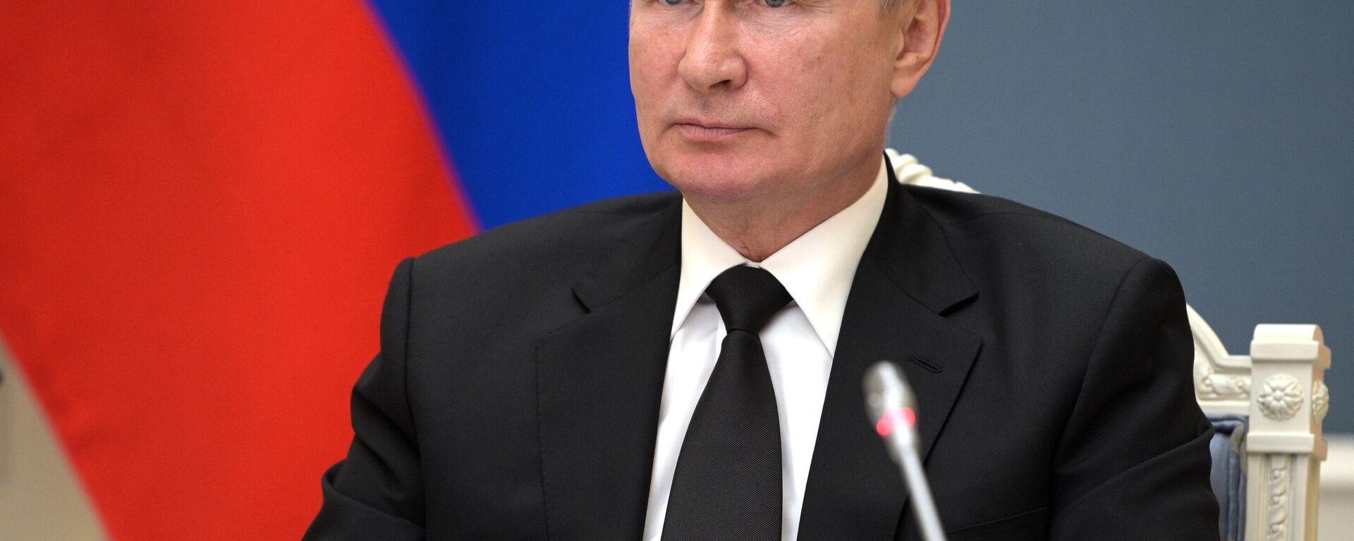 Vladimir Putin - Sputnik Türkiye, 1920, 14.09.2021