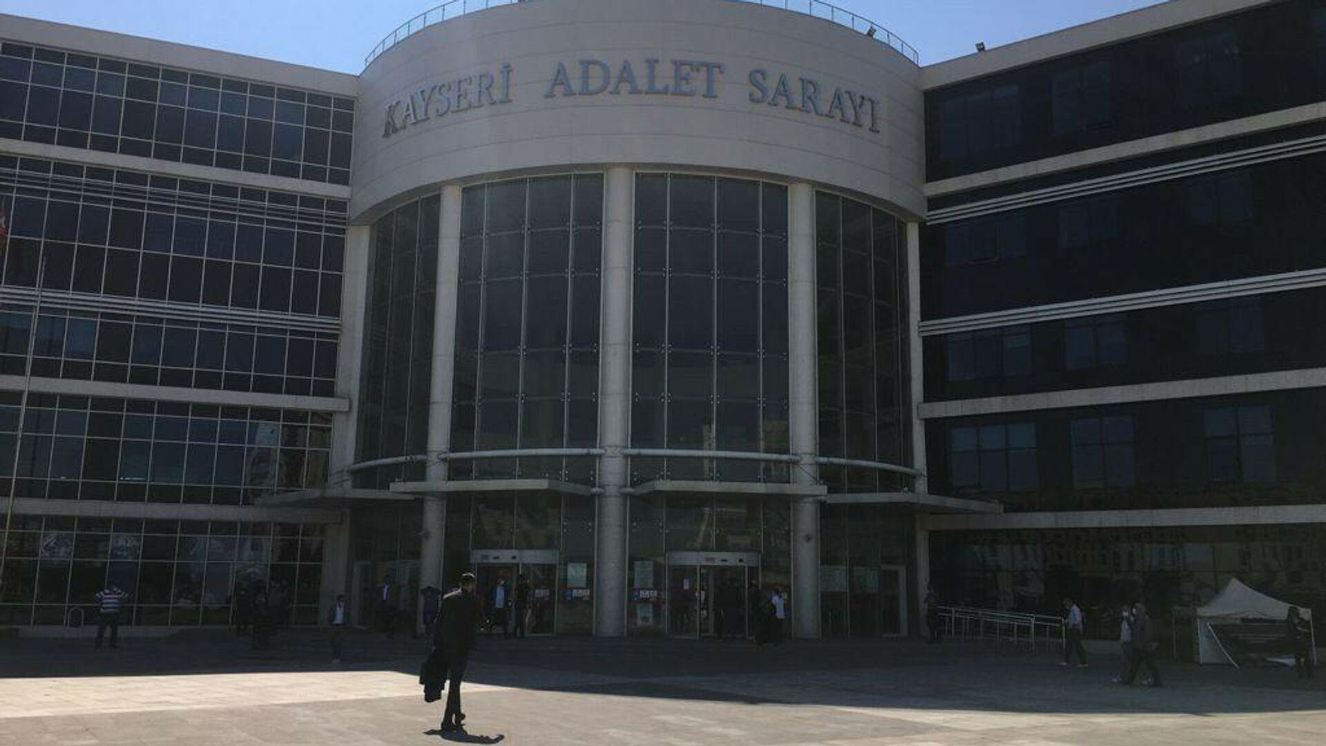 Kayseri Adliye binası - Sputnik Türkiye, 1920, 14.09.2021