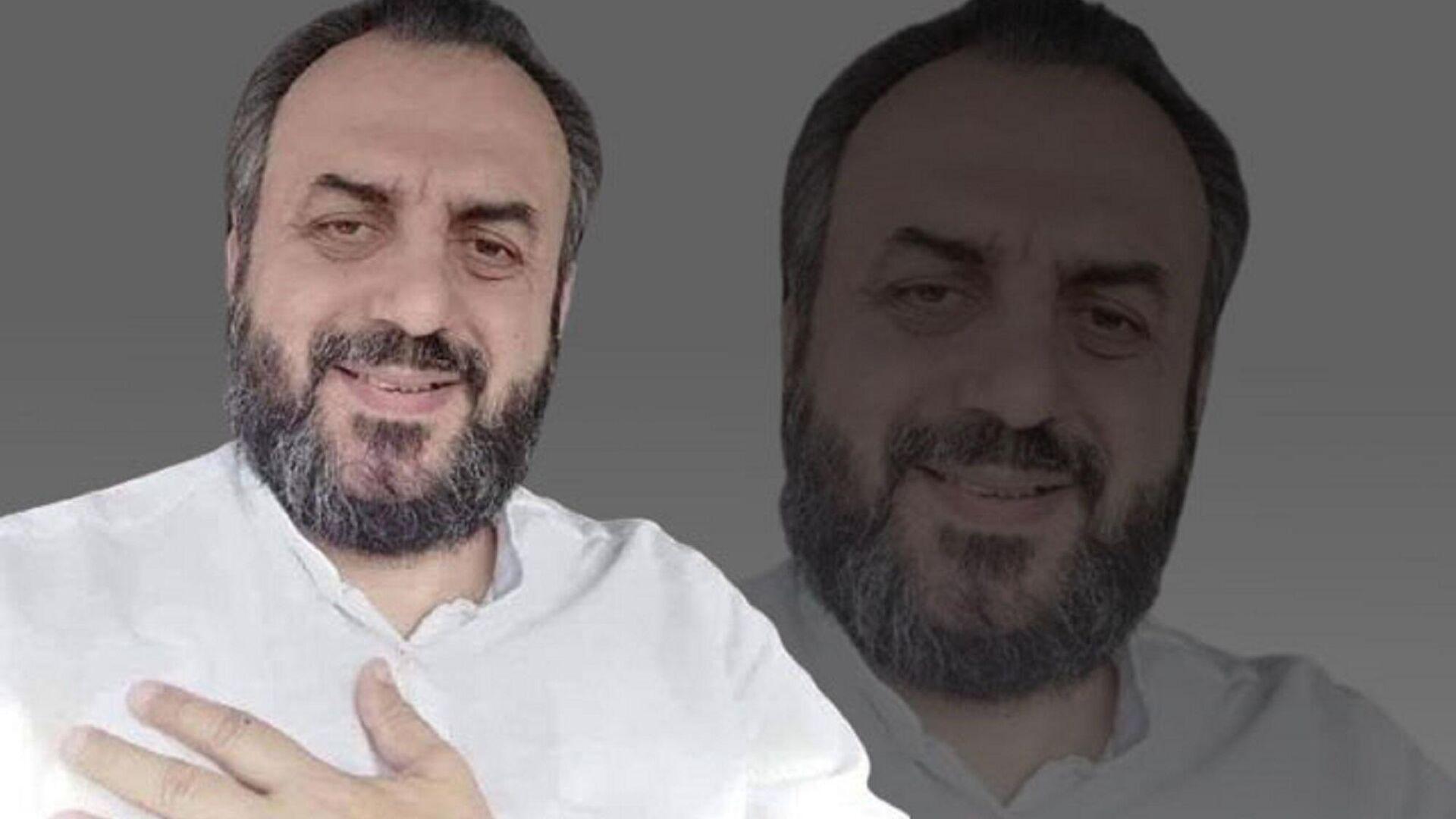 koronavirüs aşısı yaptırmayan 50 yaşındaki Hasan Feyzi Katıöz,  - Sputnik Türkiye, 1920, 14.09.2021