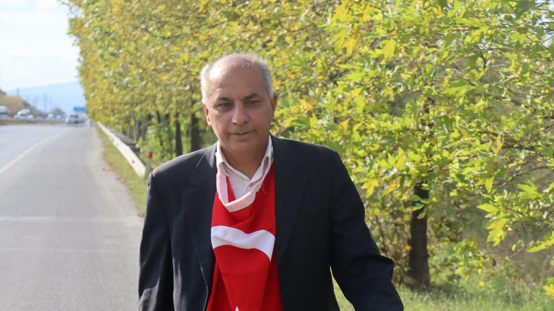 Ahmet Tanman - Sputnik Türkiye, 1920, 15.09.2021