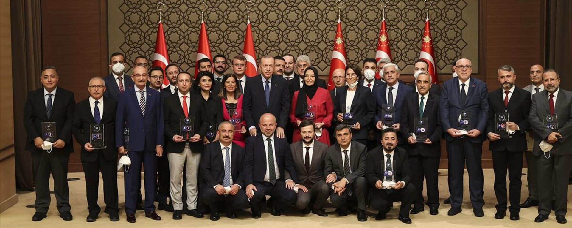 Anadolu Yayıncılar Ödülü - Sputnik Türkiye, 1920, 15.09.2021