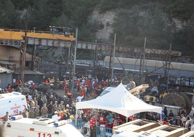 Soma maden kazası