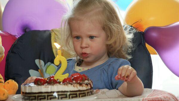 Doğum günü - Sputnik Türkiye